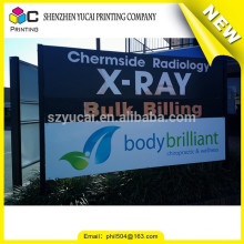 Hot sale cusotm cusotm light weight vinyl banners and outdoor vinyl banners