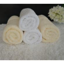 Preço de fábrica 100% algodão branco toalha vendida a perder
