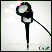Alto lúmen ao ar livre 110 volts de alta qualidade decorativas led iluminação jardim luzes