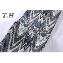 Tela del telar jacquar de la tapicería Tela del sofá del patrón del diente de sierra (FTH32138)
