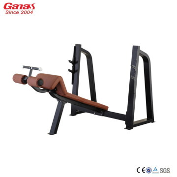 La mejor máquina de gimnasia Olympic Decline Bench Press