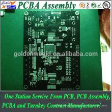 pcba smt assemblage pas cher pcb prototype avec FR4 94v0 utilisé pour gps tracker compteur d'énergie pcba