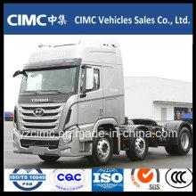 Camión de tractor de transmisión automática Hyundai 6X4 520 HP Euro V