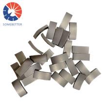 sintered diamond segment for granite block cutting