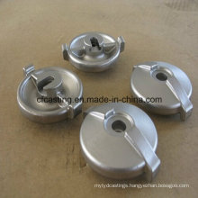 Customized Lost Wax Casting Steel Parts by Foundry