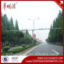 steel pole for traffic signal light