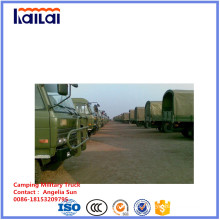 Dongfeng 4*2 Camping Military Truck