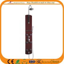 Columna de ducha de vidrio templado de 6 mm (YP-018)