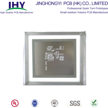 370mm*470mm Size Of Stainless PCB SMT Laser Stencil With Frame