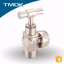 """Válvula de cierre de válvula de retención de vapor Válvula oculta de 3/4 """"de latón precio bajo para flujo de medidor de agua"""