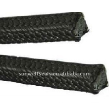 Cotton Fiber Packing with Graphite
