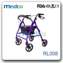 Rollator dobrável para pessoa idosa RL008