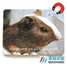 Promotional magnetic puzzle for kids,DIY toy magnetic puzzle