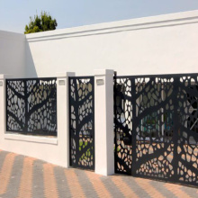 Architectural Metal Fence and Gates