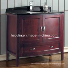 Classic Wooden Bathroom Vanity (BA-1109)