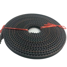 Custom industrial conveyor belt for plastic sealing machine