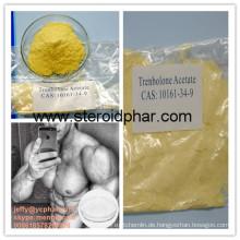 Hochreines Steroidpulver Trenbolon Hexahydrobenzylcarbonat Parabolan für Muskelgewinn
