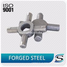 Acoplamiento común universal del acero de aleación certificado ISO 9001 para el cargador de la rueda