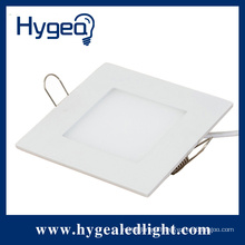 15W New design super slim led square panel light
