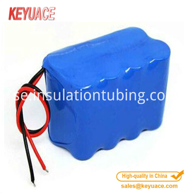 Heat Shrink tubing for battery pack