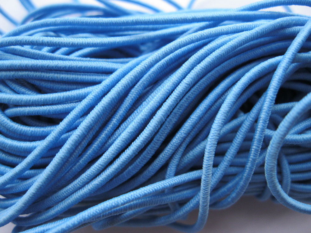 3mm Elastic String
