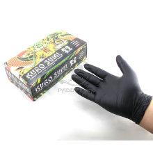 KURO SUMI Import noir tatouage Latex jetables gants