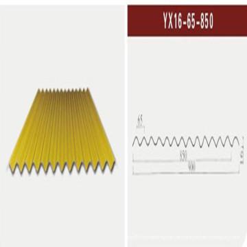 Gewölbte Stahlbleche / Farbe Stahlblech (XGZ-26)