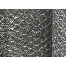 Geomat con refuerzo de malla de alambre galvanizado sumergido para pendiente de protección