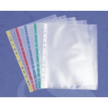 Chinese Supplier Fashion and Practical Sh7503-Sh7504 Clear Sheet Protector