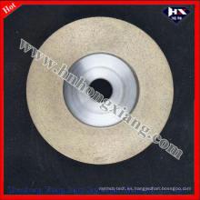 Rueda de la Copa para la máquina del ángulo / las ruedas de pulido del diamante para el vidrio