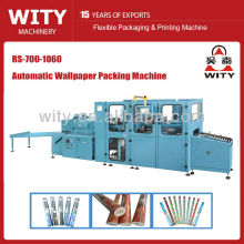 RS-700/1060 fully automatic gift paper packing machine