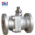 Seat Ptfe 2 Inch Stainless Steel Full Port Pneumatic Actuated Cast Iron Pn16 Dn50 Ball Valve Manual