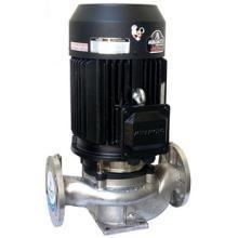 Hocheffiziente Edelstahl vertikale Rohrleitung zentrifugale Wasser-Pumpe