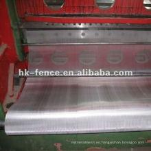 Malla de valla de aluminio expandido de 3 mm x 5 mm