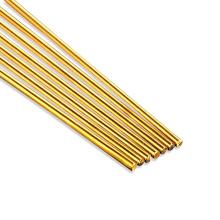 Electric Iron Brass Rod Fill Metal S222 CuZn40Sn