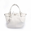 Womens große Leder Mode Vintage Tote Branded Bag