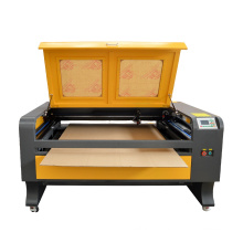 Multifunction co2 laser cutter dual head/laser cutting machine engraver for acrylic crystal PVC leather rubber wood stone glass