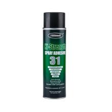 Sprayidea31 600ml 450g Pegamento de alta resistencia al calor Válvula ajustable flexible Chlorprene Butyl Rubber Adhesive Spray
