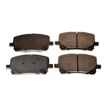 D923 LP1711 plaquette de frein 04465-44090 pour toyota