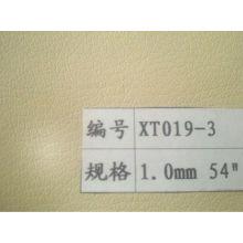 patrón del Lichee de 0,7-1,5 mm grueso cuero artificial para tapicería