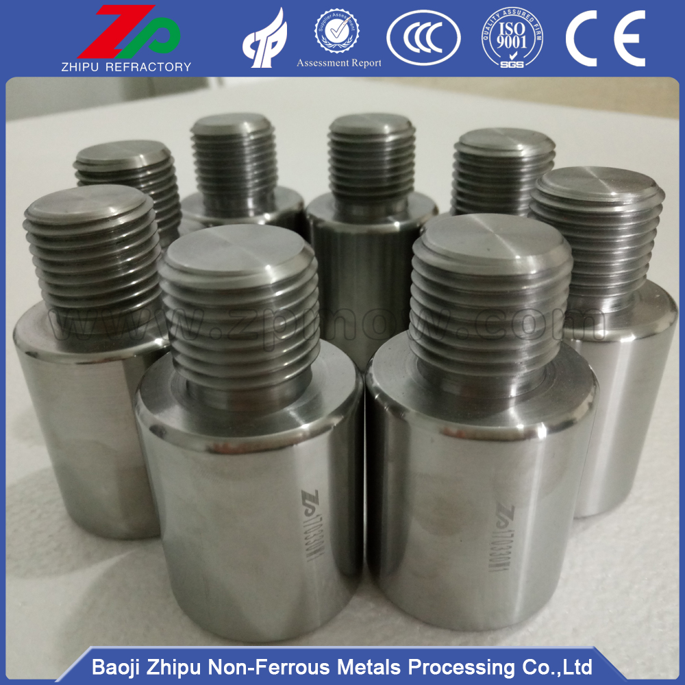 Molybdenum Seed crystal chuck for crystal growth industrial