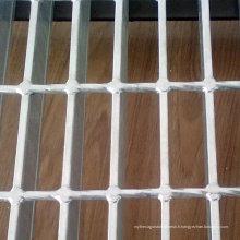 Caillebotis en acier galvanisé d'acier inoxydable de forme dentelée