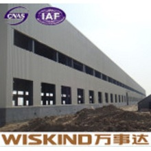 Low Cost High Quality Prefavricated Steel Frame House