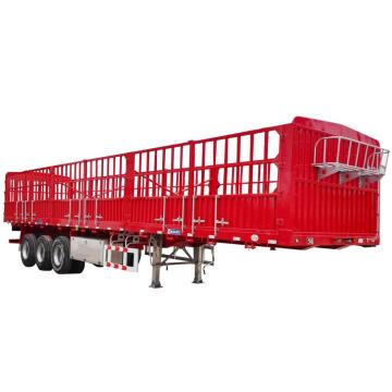 Utility 60 Tons Side Wall Container Semi Trailer