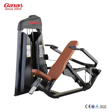 Professionell Gym Luxury Exercise Equipment Shoulder Press