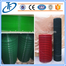 High quality pvc coted welded wire mesh