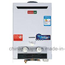 6L / 7L Chauffage à eau à gaz instantané à basse pression (JSD-V39)