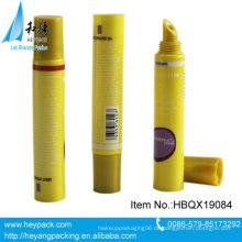 D19mm Kunststoff-Lippenbalsam-Container-Paket