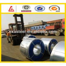 Feuille / bobine aluminisée au zinc