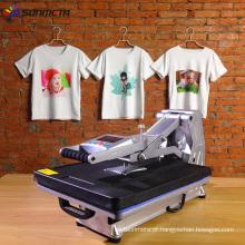 """Auto Release Sunmeta Heat Press 16 """"* 20"""" máquina de impressão T-shirt"""